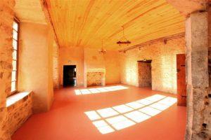 Salle3 - Chateau de Saint Gervazy