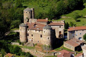Chateau de Saint Gervazy (63)