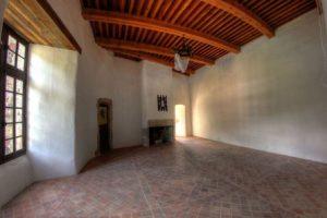 salle2 - Chateau de Saint Gervazy