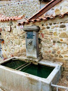Les fontaines anciennes