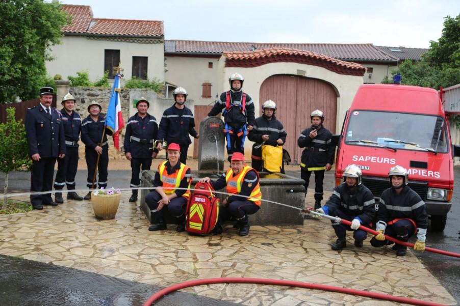 Pompiers de Saint Gervazy