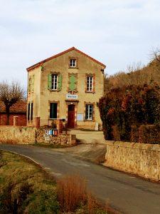 Mairie de Saint Gervazy, 63340