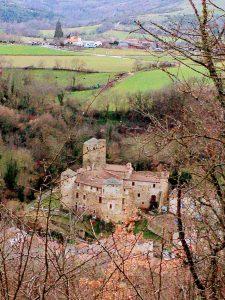 Chateau de St Gervazy - XIIe s.